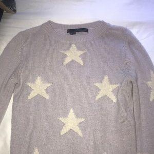 Purple cashmere sweater!!